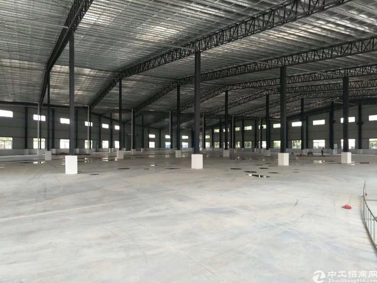 石排镇钢结构厂房招租