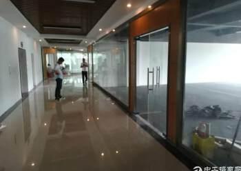 清湖地铁口租写字楼送阳台图片3