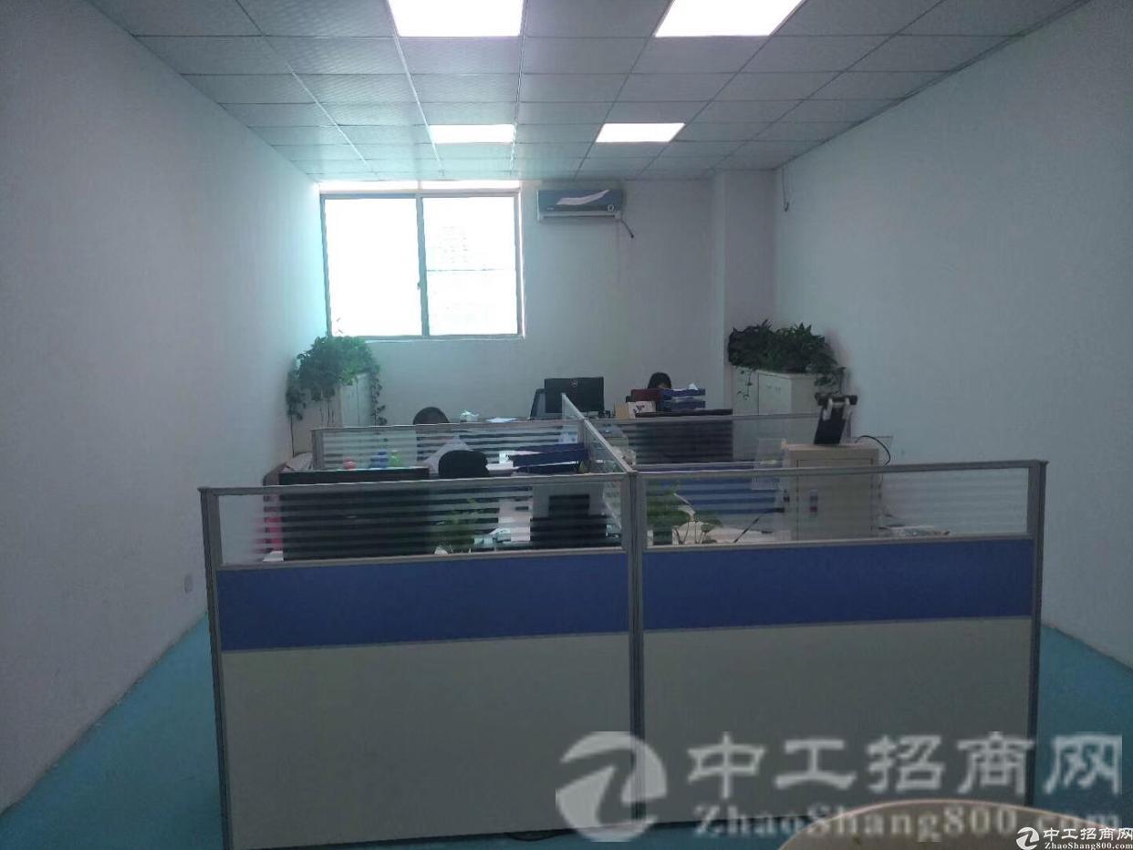 厚街镇宝屯村现有成熟园区二楼原房东带精装厂房600平米招租-图3