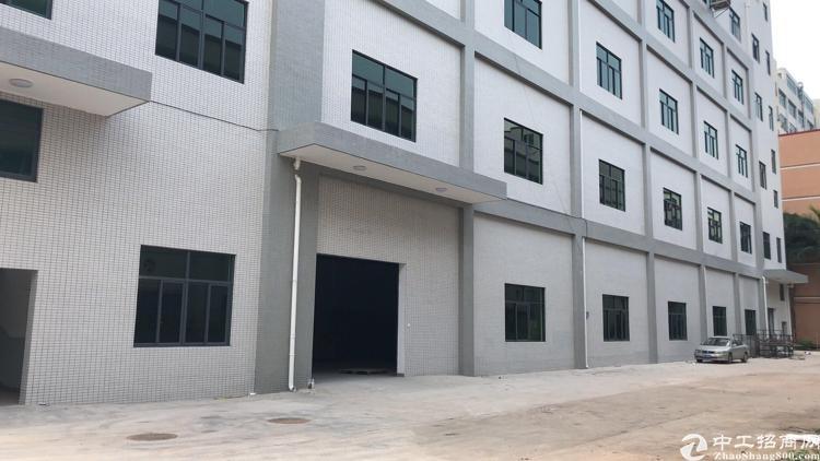 惠阳秋长原房东独栋钢构出租 带房产证