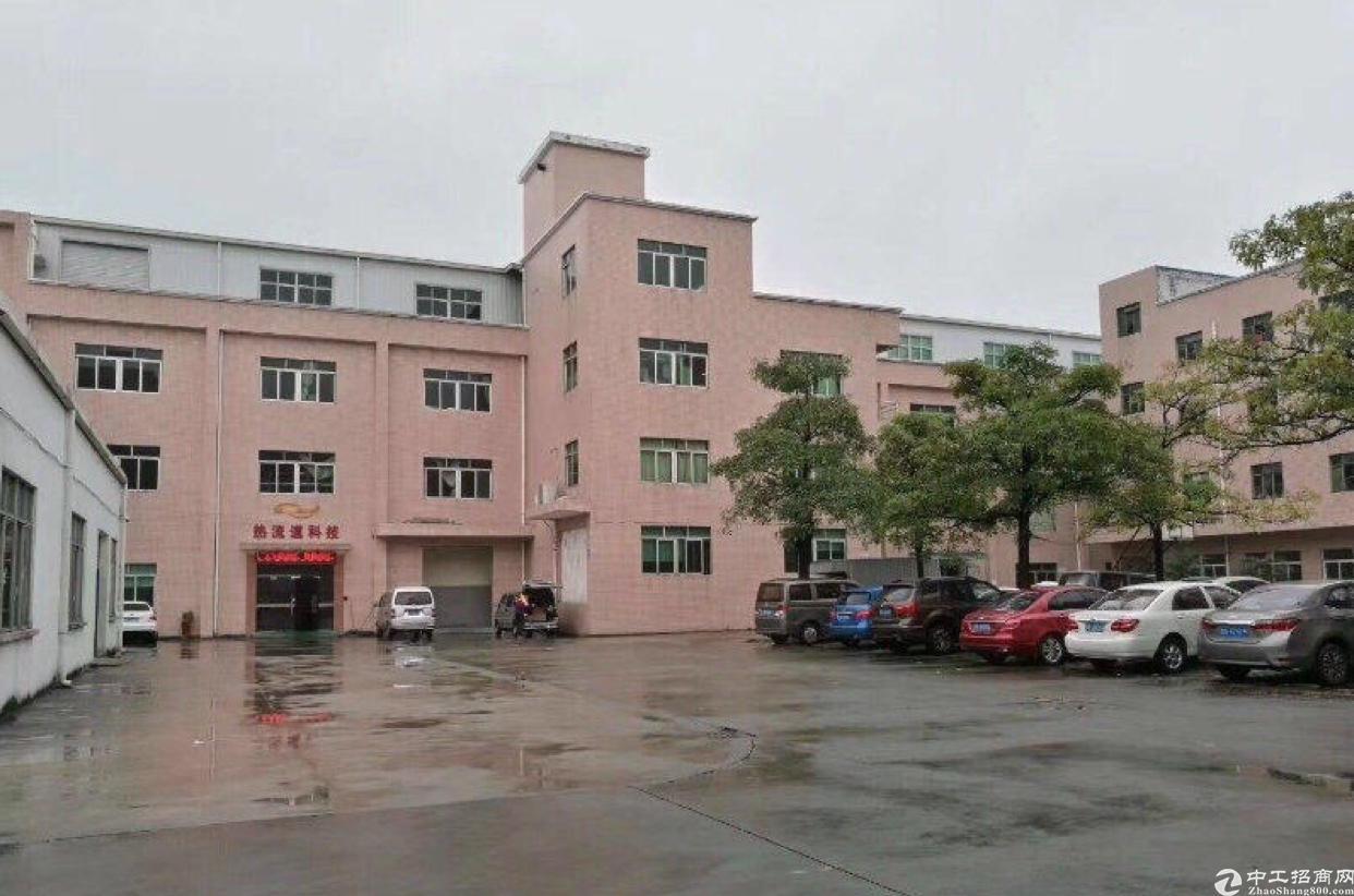 黄江镇中心独院厂房出售