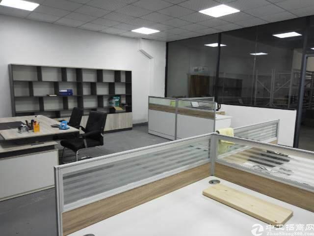 福永地铁口旁厂房改造写字楼出租大小可分价格优惠图片9
