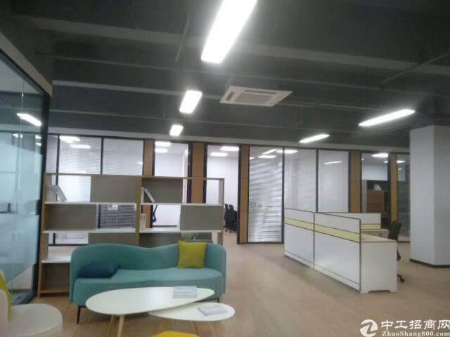 福永桥头地铁口80-3000㎡精装修写字楼出租图片3