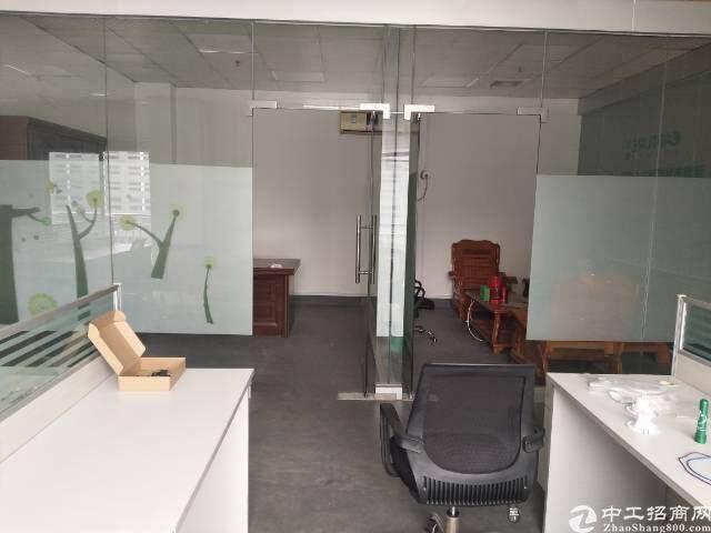 出租福永会展中心精装写字楼价格实惠图片6