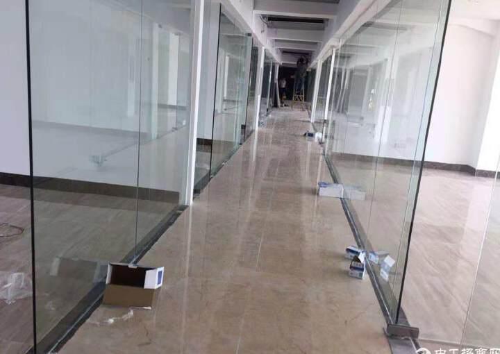 西乡双地铁口精装小户型办公室出租图片2