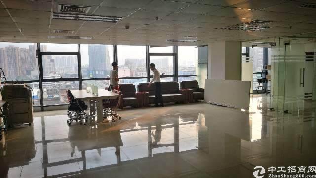 清湖地铁站最便宜的写字楼100平起租租金仅45图片7