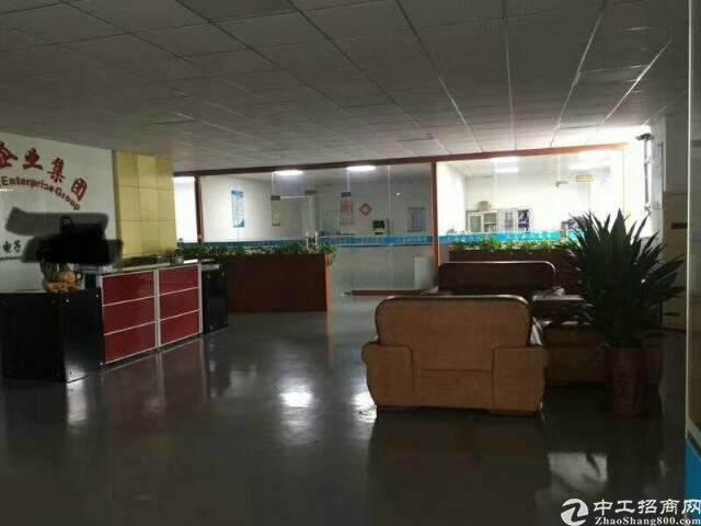 龙岗吉祥地铁口350平精装修办公室出租图片2