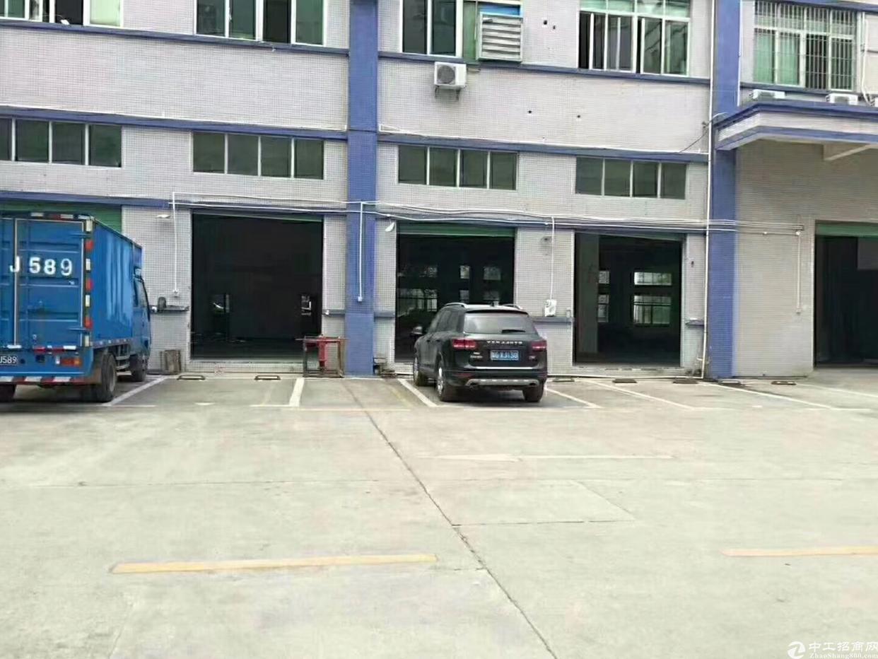 坂田上雪科技园新出原房东厂房1600平方