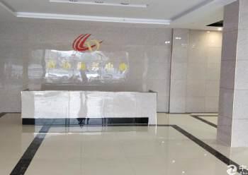 观澜高速口新出精装修写字楼145平,36元直租图片1