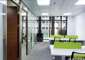 清湖地铁站150平方办公室 2+1格局图片6