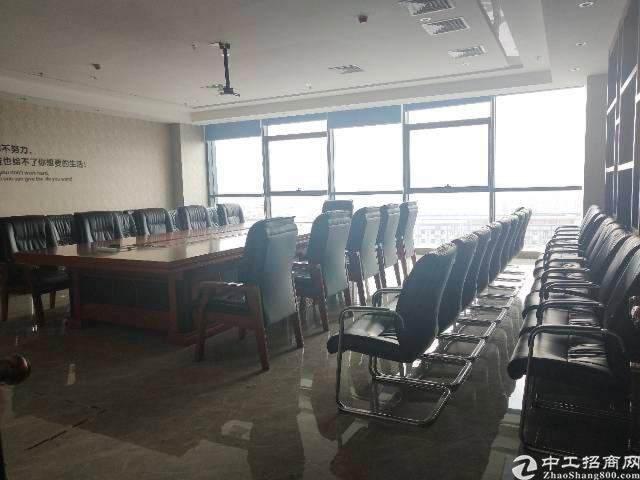 坂田1800平整层豪华装修写字楼图片8
