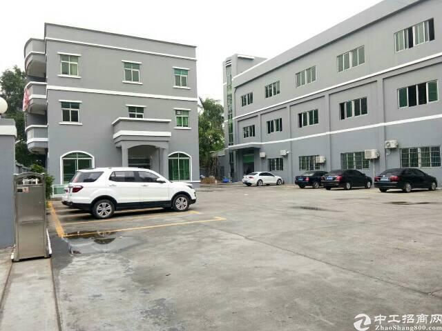 新出带红本房产证独院标准厂房两层6500平方,宿舍1500平