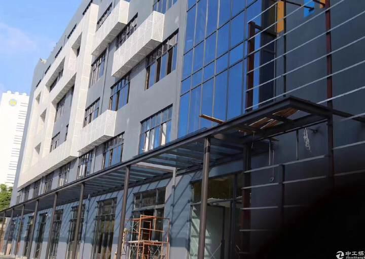 南山西丽阳光工业区独院每层2300平388起租带装修图片2