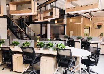 南山西丽阳光工业区独院每层2300平388起租带装修图片3