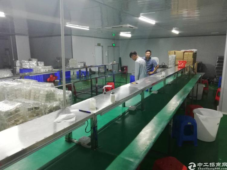 福永新和原房东精装修厂房500平招租-图4