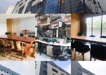 南山西丽阳光工业区独院每层2300平388起租带装修图片5