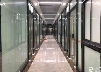 福永国道边楼上精装修写字楼出租图片2