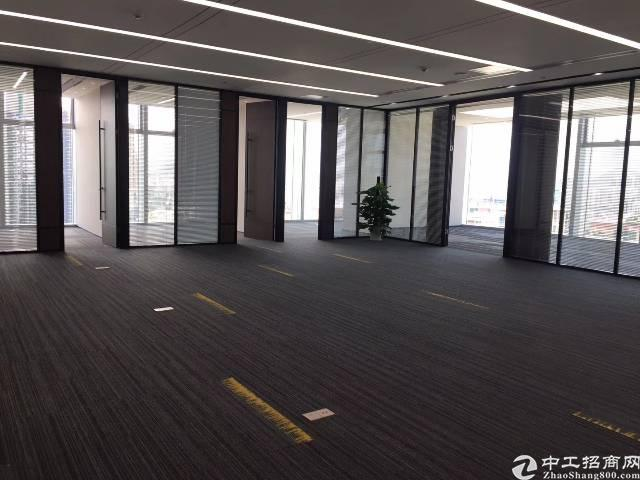 宝中卓越200平米精装修写字楼图片6