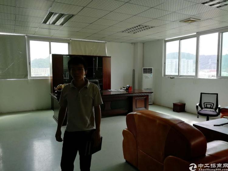 福永桥头地铁站精装修厂房400平招租-图2