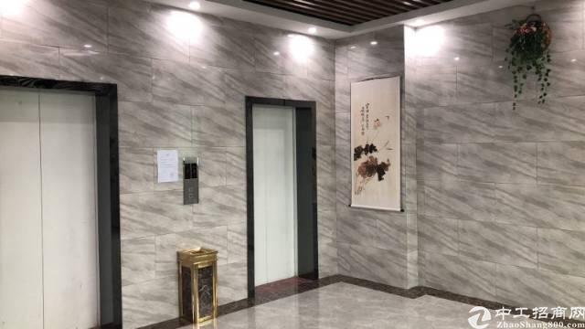 福永国道边楼上精装修写字楼出租