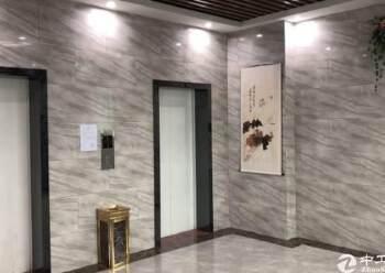 福永国道边楼上精装修写字楼出租图片1