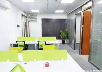 清湖地铁站150平方办公室 2+1格局图片5