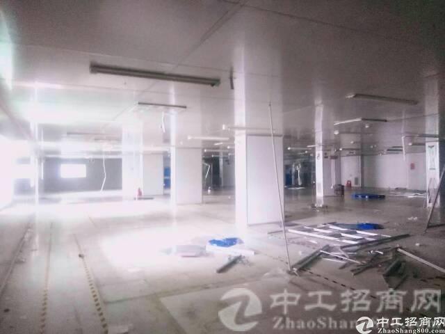 滘联刚空出二楼厂房共2000平,电250