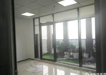 北站旁办公室出租180平方 2+1格局图片1