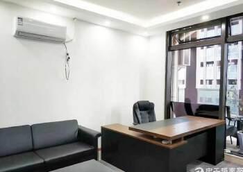 清湖地铁站150平方办公室 2+1格局图片2
