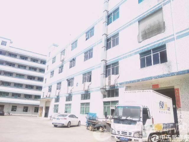 东莞万江区滘联工业区二楼厂房出租2000平