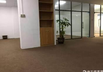 横岗六约带装修三楼280平出租,有独立卫生间图片4