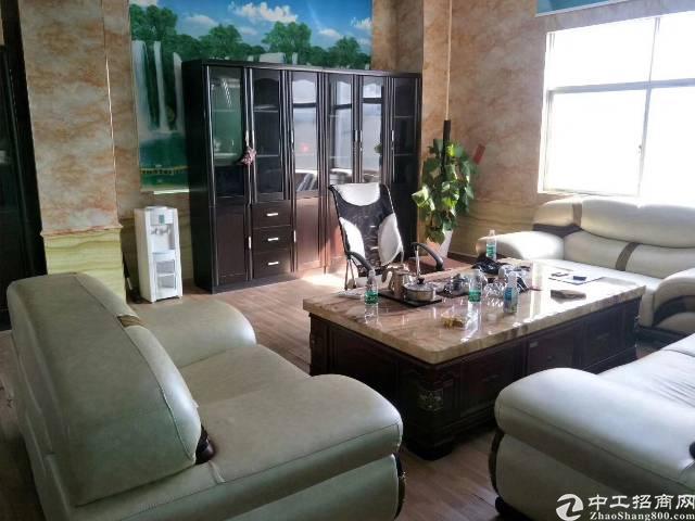 龙岗高新区厂房招租楼上1600平米办公室带精装修水电到位