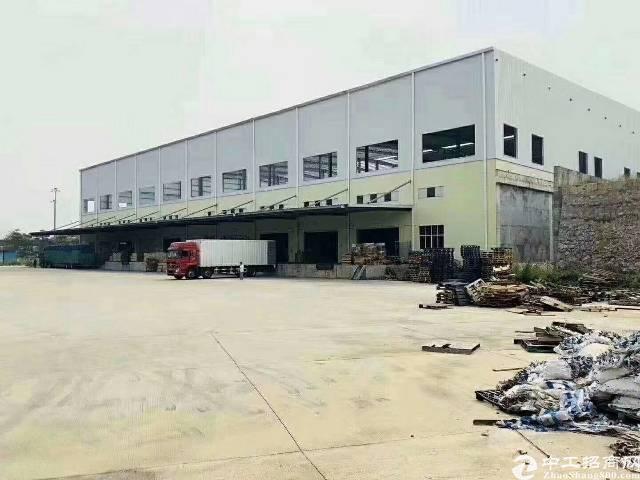 广州增城30000平米高台仓,周边富士康,菜鸟网络,沃,等之
