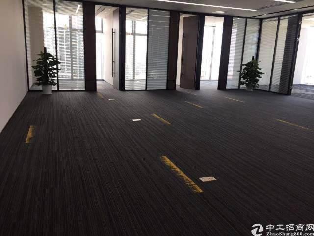宝中卓越200平米精装修写字楼图片1