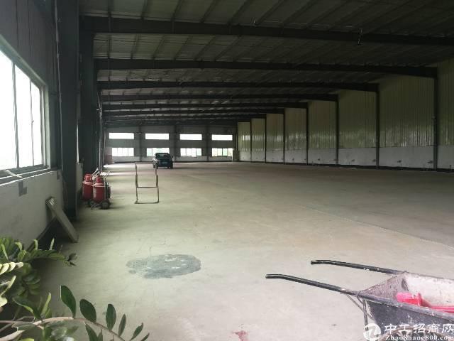 惠城区小金口新出独院1700平米滴水八米钢构