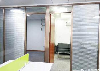 清湖地铁站150平方办公室 2+1格局图片3