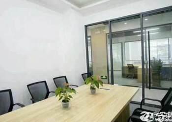龙城广场地铁站500平精装修带家私写字楼出租图片2