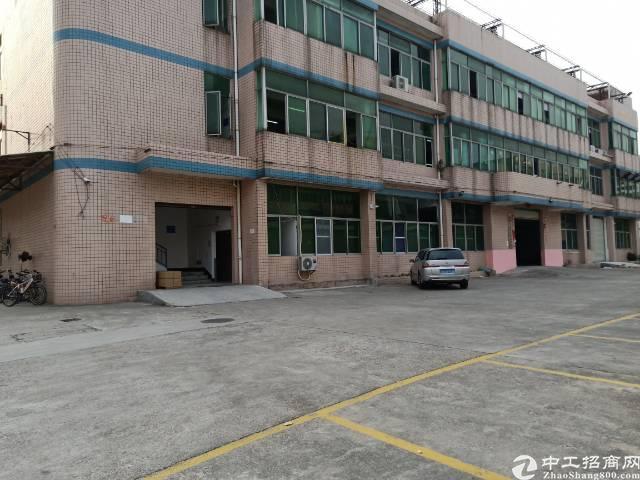 平湖富民工业区新出一楼带现成冷库厂房2100平方