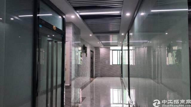 福永国道边楼上精装修写字楼出租图片3