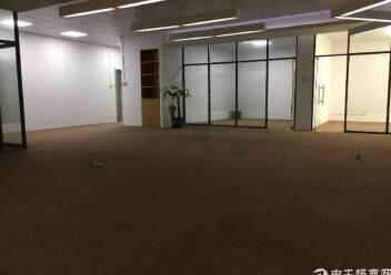 横岗六约带装修三楼280平出租,有独立卫生间图片1