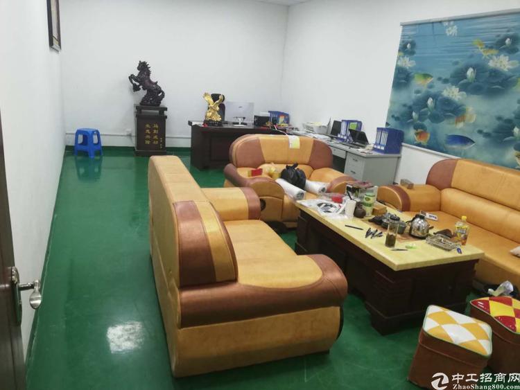 福永新和原房东精装修厂房500平招租