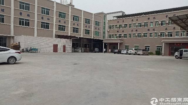 清溪镇新岀高大上独门独院标准厂房