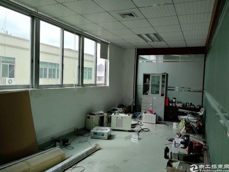 福永桥头地铁站精装修厂房400平招租-图6