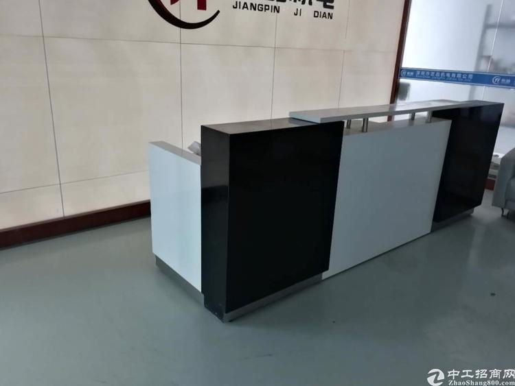 福永桥头地铁站精装修厂房400平招租-图3