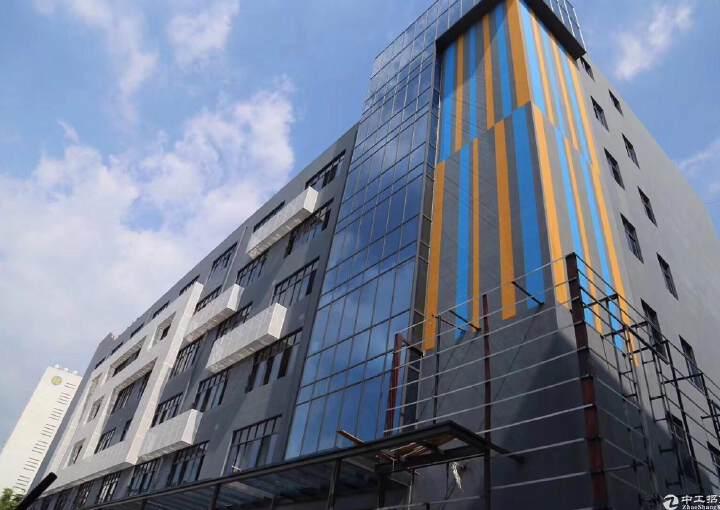 南山西丽阳光工业区独院每层2300平388起租带装修图片1