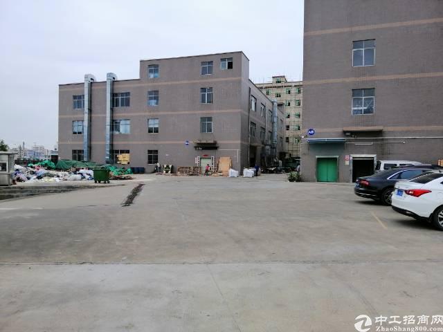 惠阳秋长独院标准厂房8000平方,行业不限电500