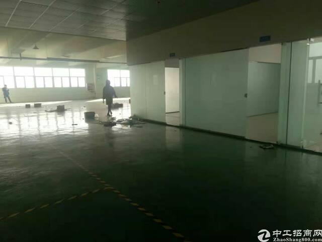 龙泉经开区车城大道旁1000平精装修框架厂房出租-图3