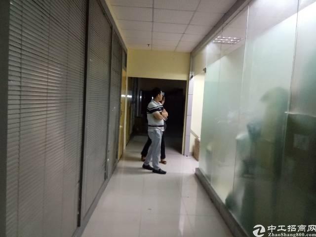 宝安福永1000平带精装修出租-图2