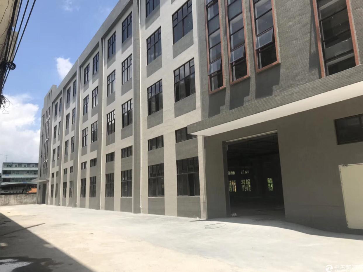 东深路附近工业区新出楼上1425平方
