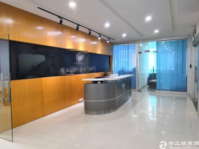 福永新和600平办公贸易厂房出租
